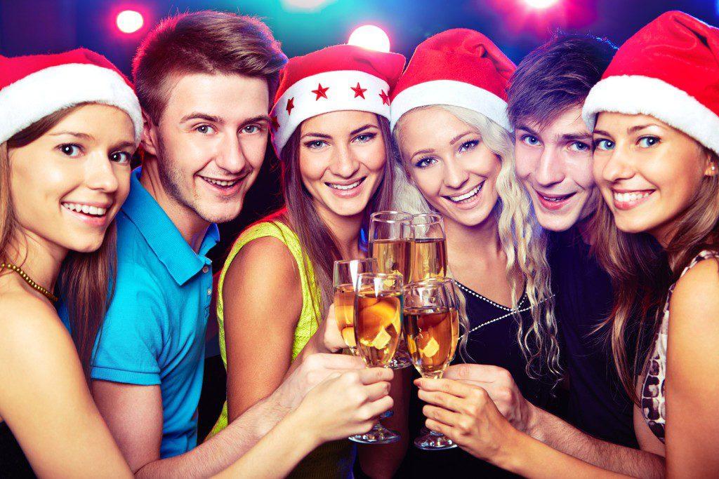 Весело, интересно и оригинально встречаем Новый Год