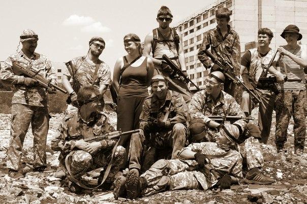 Корпоративы в Донецке
