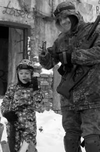 Отметить день рождения ребенка в Киеве