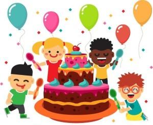 Как отметить день рождения девочке 7 или 8 лет