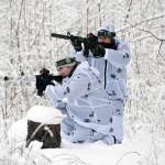 Проведите новый год и рождество в стиле милитари в Киеве