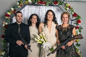 Как организовать похищение невесты на свадьбе