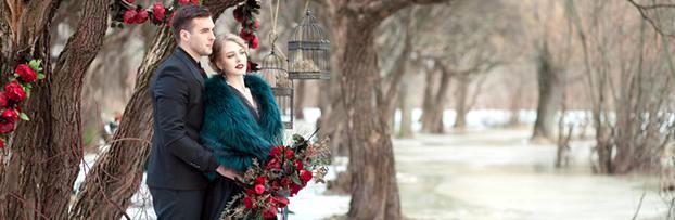 Как правильно провести второй день свадьбы зимой