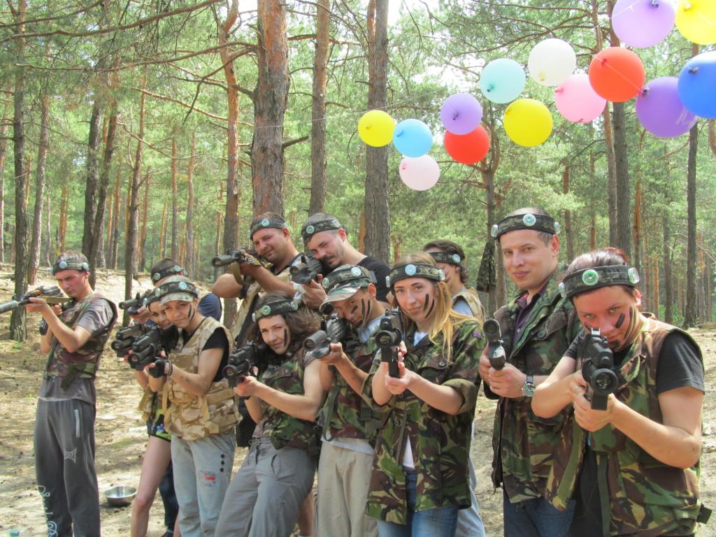 Как организовать и отметить День Рождения в лесу