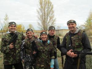Организация и проведение Дня рождения на природе в Киеве