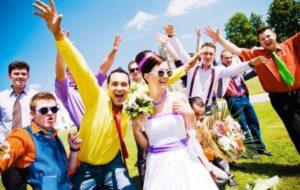 Как провести второй день свадьбы на природе