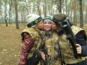 Организация и проведение детских Дней Рождений в Киеве