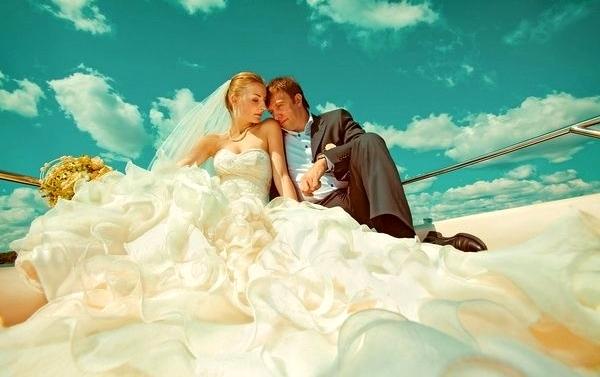 Как организовать свадьбу необычно, весело и недорого